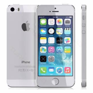 Apple iPhone 5s 32GB Unlocked - Silver (NEW Condition) Oakleigh Monash Area Preview