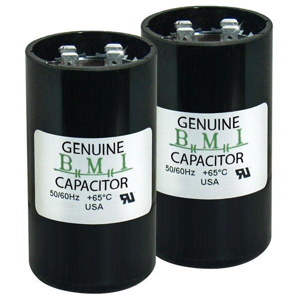 motor Start Capacitor 189-227 MFD uf 165V Round AC Electric Motor 165 v vac volt
