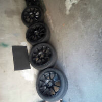 "16"" with 45 x 205 Rims for SALE!!!!"