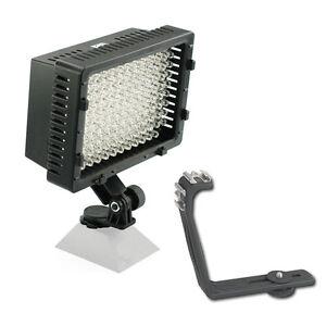 Pro-2-LED-video-light-for-Nikon-D3X-D4-D300S-D7000-D700-DSLR-camera-litepanels