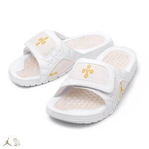 Jordan and Drake OVO Slides 12