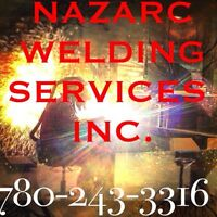 24 HOUR MOBILE WELDING SERVICES IN EDMONTON AREA AND ALBERTA