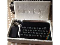 Sinclair zx spectrum 48k working boxed complete! Great retro gift man cave