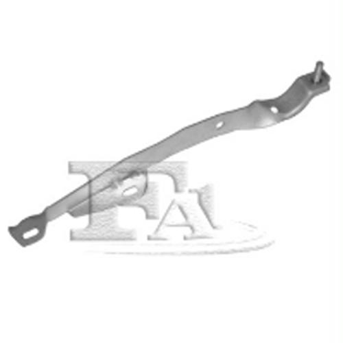 Halter Schalldämpfer FA1 104-941