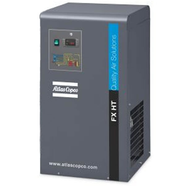 Atlas Copco Fxht2 Non-cycling High Temperature Refrigerated Air Dryer 7.5-hp ...