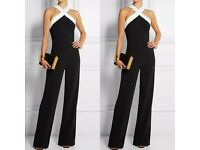 jump suit with tags as new size 12/ 14