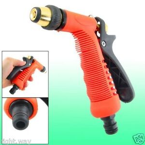 Water Spray Gun Metal Brass Nozzle For Gardening Wash Car Bike Cleaning available at Ebay for Rs.199