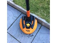 Patio/Drive Cleaner Attachment