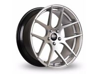 """19"""" NEW AVA Memphis Alloy Wheels and Tyres 5 x 120 - Suit BMW E90, E92, F30, F10 etc."""