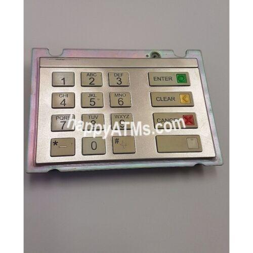 Wincor Nixdorf Keyboard V6 EPP USA Reverse -PC PN: 01750159531