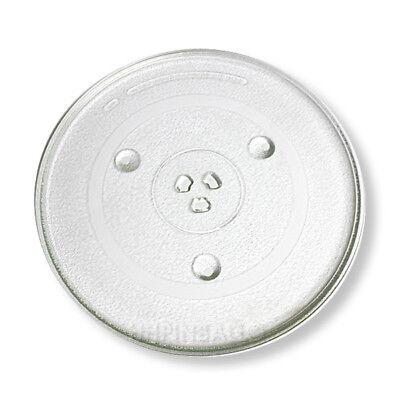 Ø 31,5 cm Drehteller - Zubehör für Mikrowelle Teller Glas Glasteller Microwave