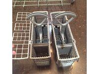 Neff dishwasher trays