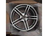 BMW 19 inch alloy
