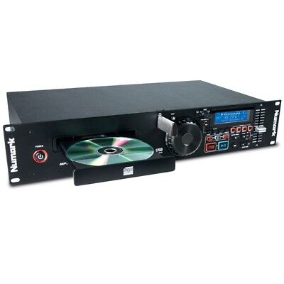 Numark MP103USB Professional DJ USB and MP3 Rack Mount CD Player Deck