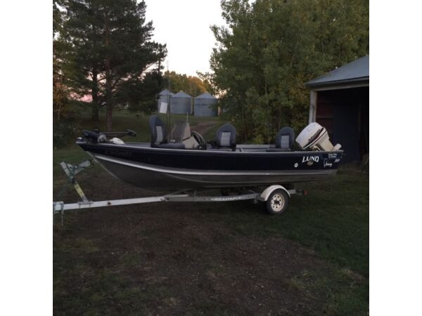 Used 1997 Lund Boat Co Rebel SS