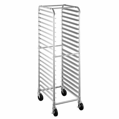 Steelton 20 Pan End Load Bun Sheet Pan Rack - Unassembled