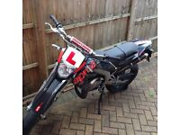 aprilia sx 50 £500 ono or swop for 125cc