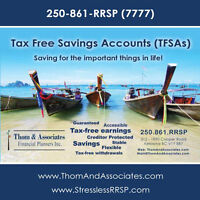 Tax Free Savings Accounts …a piece of the puzzle?