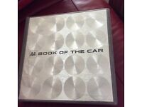 AA Book of the Car Second Edition 1970