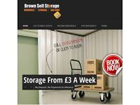 Bristol Self Storage, Need more space? **BS4**
