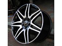 "Looking Mercedes AMG 18"" alloy wheels 5x112"