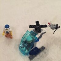 Lego set with two figures