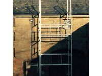Tower scaffold pre-galvanised steel
