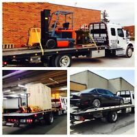 Flatbed Towing and moving services, Call Now 416 830 8854