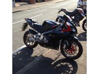 Aprilia rs 125 full power not areox piaggio sr