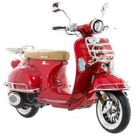 Lexmoto Milano 125cc EFI Scooter Classic Look BRAND NEW OUT OF STOCK PRE ORDER