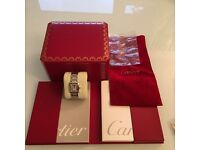 CARTIER TANK FRANCAISE LADIES SMALL