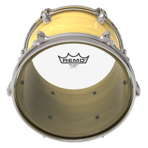 New Remo heads.