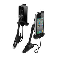 Delux Infinity Delux Universal Smartphone Car Mount and Charger