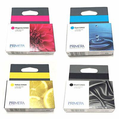 Multi Pack Printer (New Multi Pack Primera 53428 Ink Cartridge Set for LX900 Color Label)