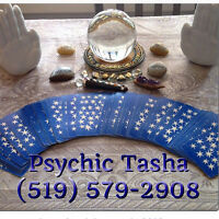 Psychic readings by Tasha KW 's most trusted psychic