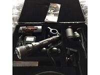 Tracer f600 led gun light/torch