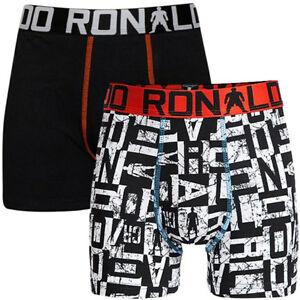 Boxers RONALDO - CR7 -- NEUFS --- Enfants de 4 à 15 ans