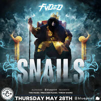 Hardcopy Snails Tickets Tonight @ Commenwelth