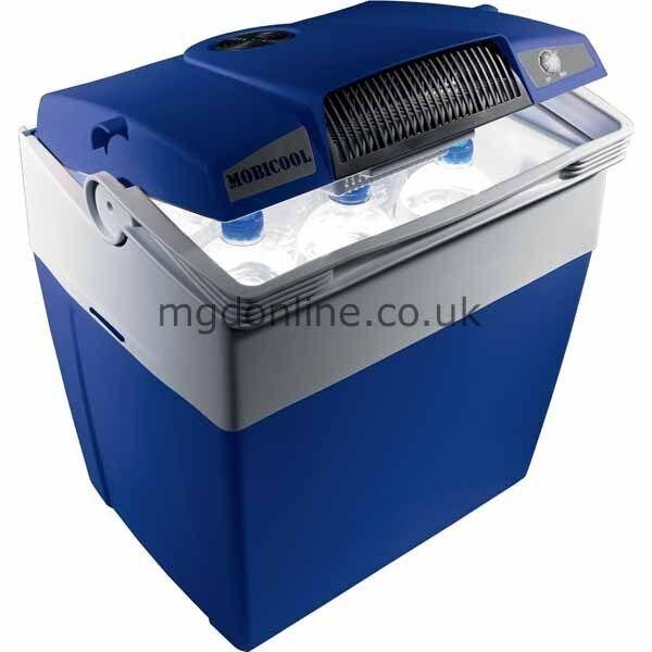 Waeco Mobicool U32 V30 12V Volt Mains Thermo Electric Cooler Cool Box Car Fridge