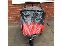 Out n about double nipper v3 with extras great condition