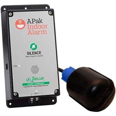 Zoeller 10-4012 Apakreg Water Alarm W Tethered Switch