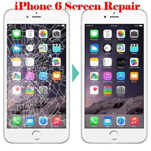 Apple iPhone SE 5 6 7 8 cell phone screen glass repair
