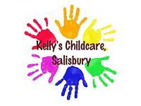 Babysitting/school holiday childcare