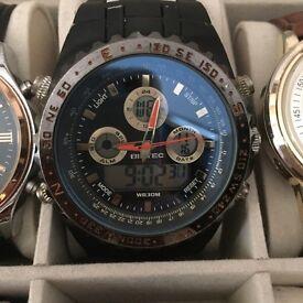 Big men's watch