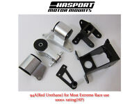 Coupe // Sedan Hasport Mounts FG4RR-94A Rear Motor Mount for 2012-2015 Civic Si