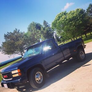 1995 gmc dually 3500