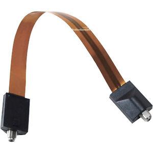 C bles passe fen tre pour c ble coaxial extra plat 2x for Cable plat passe fenetre