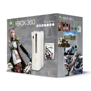 Xbox 360 final fantasy edition  250G 100$ OBO need it gone.