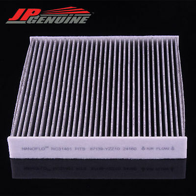 NANOFLO NANO CARBON FIBER CABIN AIR FILTER 87139-YZZ10 - TOYOTA