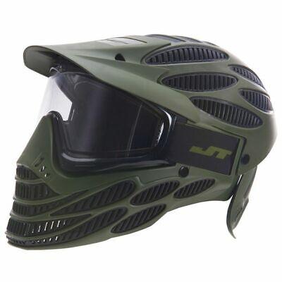 Paintball Maske JT Spectra Flex 8 Vollschutzmaske oliv